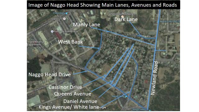 Lane-Map