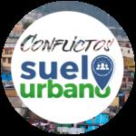 Logo del grupo Comunidad Conflictos de Suelo Urbano en América Latina y el Caribe